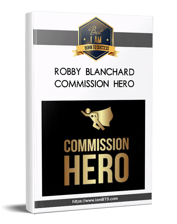 For Sale Commission Hero Affiliate Marketing